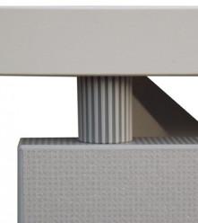 DYNACORE - DTW-650 KIT - Kit di illuminazione: Faro Fresnel Spot Light da 650W + 3 stativi + 1 flight case