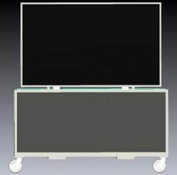 ALTAIR - 4+1 EXTREME Series - Sistema completo intercom wireless per 5 utenti