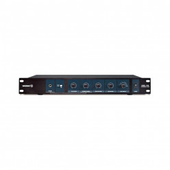 SHOWTEC - 45020 - Shark Wash One Testa mobile Wash LED RGBWA-UV da 7 x 12 W