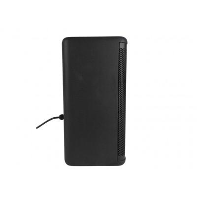SINEXTESIS - PSR-10AKIT1 - Impianto Audio: 2 Diffusori Attivi, 1 Mixer 4 canali, 1 Coppia di Stativi, 2 Cavi