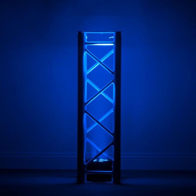 ITB - PANP5010/DESK2P05 - Kit completo con Pannello separatore Parafiato 50x100 cm + Basi d'appoggio